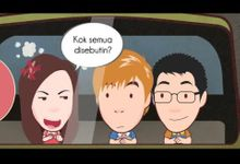 The Wedding Animation of Tommy and Shelvieana by siApy Wedding Animation