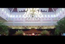 The VideoArt From Wedding Reception Kinanti Yoga by D'soewarna Planner & Organizer