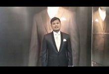 Testimoni Mr  Guy Agusta (Australia) by Ventlee Groom Centre
