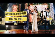 Wedding Surprises for My Wife (Indonesia) by DJ PID