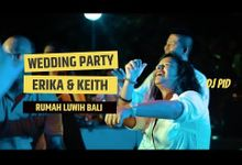 Wedding Party for Erika & Keith (India - Philippine) by DJ PID