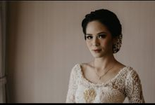 Nasya & Agyl Wedding Movie at Menara Mandiri by AKSA Creative