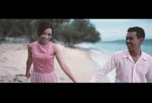 Prewedding Photoshoot and Vide shoot NusaBay Menjangan Sastra and Dian by WakaGangga Resorts