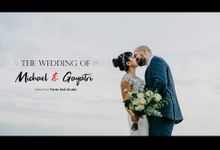 Bali Wedding Highlight - Gayatri & Michael at Villa Taman Ahimsa Bali by Paras Bali Studio