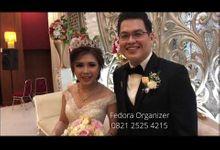 Wedding Organizer  15 Des 2018 Sandy & Dian by Fedora Organizer