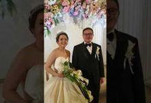 The Wedding of Albert & Carolina by Finest Organizer