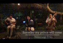 Nikenogi Trio - Someday My Prince Will Come by Nikenogi wedding music
