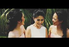 Danny & Melisca Wedding Cinematic Films by Triangle Picture