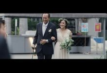 Terence & April by Singapore Wedding Videography