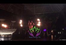 Fire Dance Percussion with Capoera performance by Kamala entertainment centre