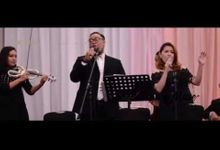 Mini chamber with violin at Aldy & Emilia by Muse Entertainment