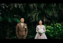 Bali Wedding of Byan & Gresy by Lentera Wedding