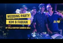 Wedding Party for Kim & Fabian (Australia - Indonesia) by DJ PID