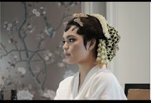 Cindya & Keisar Same Day Edit - Wedding at Four Seasons Hotel by AKSA Creative