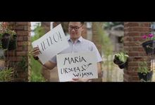 Video wedding - Wandy Maria by My Story Photography & Video