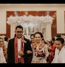 Putra & Dita Wedding Movie at Novotel Bogor by AKSA Creative
