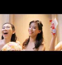 wedding Day Jonie & Inez by Pure White cinematic