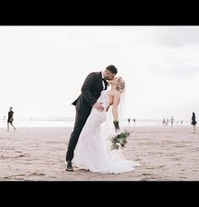 The Wedding Of Natasha & Daniel by Anantara Seminyak Bali Resort