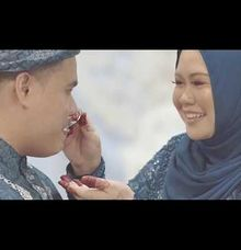 The Reception of Arif & Aisya by IndiWeddings