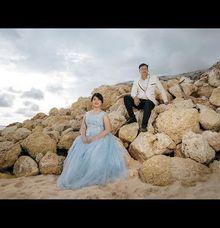 Video Klip Prewedding at Pantai Melasti of Adrian & Evelyn by GoFotoVideo