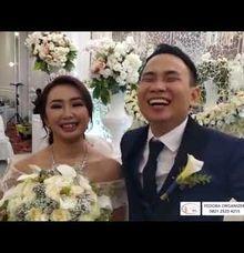 Wedding Organizer 16 November 2019 fherysusanto dan mriaangelika by Fedora Organizer