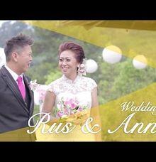 Rus & Annie Wedding by Sixmotion Studio