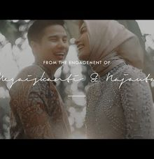 Engagement of Mega Iskanti & Najauta by Visuel Project