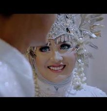 Semi Cinematic Wedding Minangkabau by  Dinda & Rizki by Doctor Photography Videography