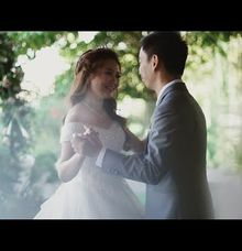Hendra & Yola - Intimate Wedding Film by Blu Motion Art