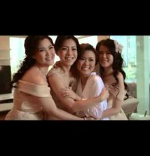 Andreas & Shella Wedding Highlight by Arms Studios Videography