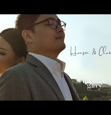 Hansen & Clarissa Pre Wedding || Prewedding Film by Garry by valentinogarry