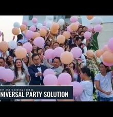 The Wedding Of Alex and Beth by universal party solution