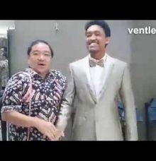 Review Jas Pengantin Online Mr.Cahyo Dari Batam by Ventlee Groom Centre