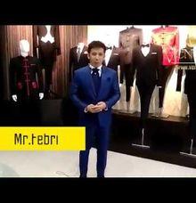 Mr.Febri by Ventlee Groom Centre