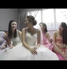Wedding Video of Michael & Esther by Trio Films