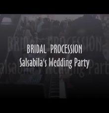 WEDDING of SALSABILA SHAHAB and M IBRAHIM ALKAFF by DUSIE - The Solo Pianist