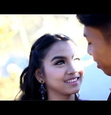 Pande and Gabby prewedding video by Aretro Studio