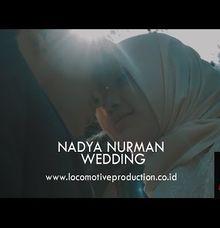 Nadya Nurman Prewedding Montage by Locomotive Production