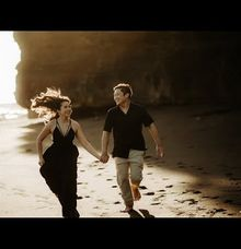 Cinematic Couple Sesssion Sandy & Mentari by Lentera Wedding
