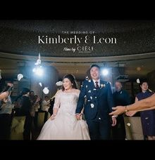 Kimberly & Leon Wedding Reception at The Fullerton Hotel Singapore by Cheri Wedding