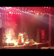 Live in Dubai by Bollywood Love Songs - Rohit Gupta Unplugged