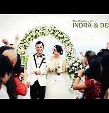 The Wedding of Indra & Dessy at Banyan Tree by mejica