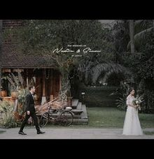 Nadira & Simon Wedding Video by Koncomoto