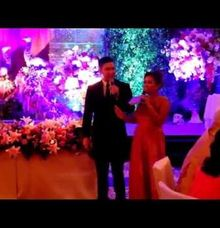 Wedding at Junior Ballroom The Mulia Bali by MC Arief Senoaji