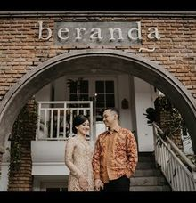 Adria & Krisna Engagement Movie by AKSA Creative