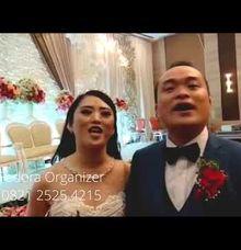 Wedding Organizer @danielganda & @iv_arc 01 Des 18 by Fedora Organizer