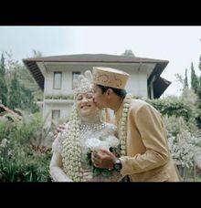 Video Pernikahan Qisthy & Fadel by Impresif Indonesia