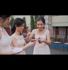 STEFFI AND ANGGIA WEDDING by YOU photography