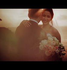 Claudia & Eric by Bali Metro DigiArt