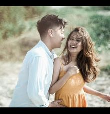 The Pre wedding Lala & Aulia by Amorphoto